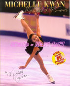 MICHELLE KWAN: MY SPECIAL MOMENTS SKATING BOOKS IMAGE