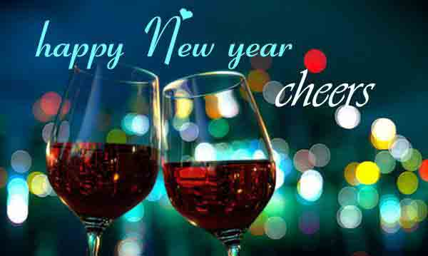 Happy New Year-Cheers